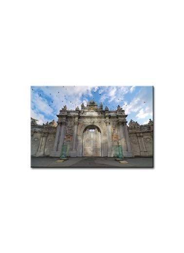 Arte Casero İstanbul Kanvas Tablo 50x70 cm  Renkli